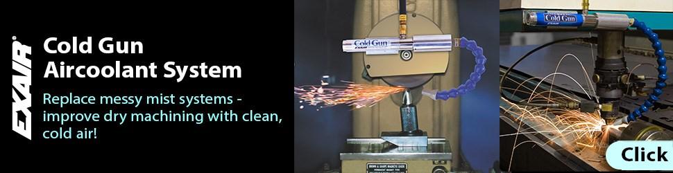 Cold Gun Aircoolant System
