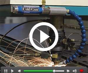 EXAIR Cold Gun Aircoolant System Video