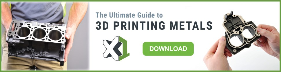 The Ultimate Guide to 3D Printing Metals