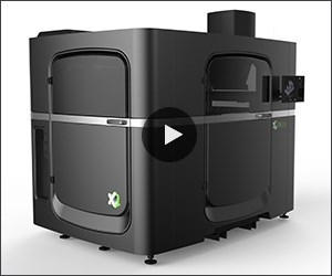 ExOne the new 3D printer