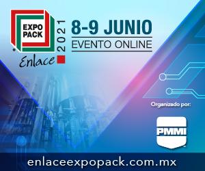 Enlace EXPO PACK, del 8 al 9 de junio, 2021