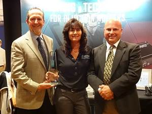 RJG Presents 2015 Training Excellence Awards