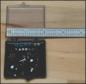 extremely small, complex parts for treatment of disorders of the eye, ear, nose and throat