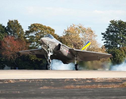 F-35, fourth tested