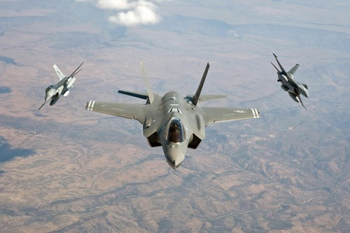 F-35 Lightning II JSF