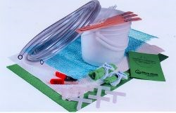 Vacuum infusion kit matierals