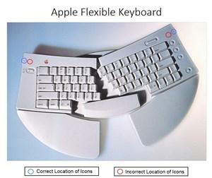 apple flexible keyboard