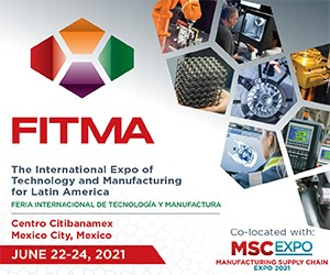 FITMA, June 22-24, 2021, Mexico city, Mexico
