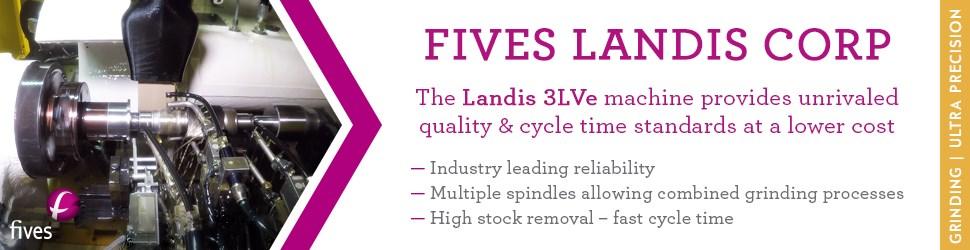 Landis 3LVe Grinding Machine