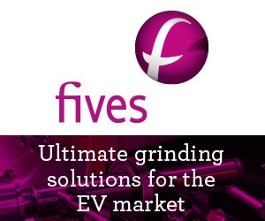 Ultimate grinding machines for EV | Fives Group