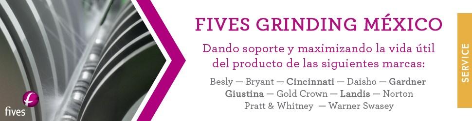 Soluciones de Servicio | Fives Grinding Mexico