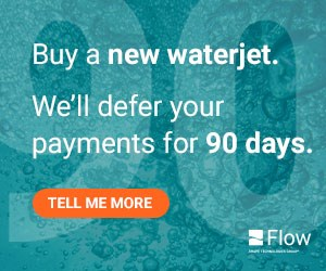 Flow Waterjet - 90 Day, No Pay