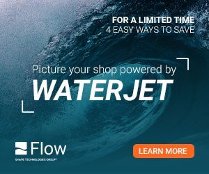 4 Ways to Save on a Flow Waterjet