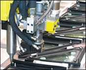 Foam-in-place gasketing technology