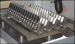 four workholding fixtures