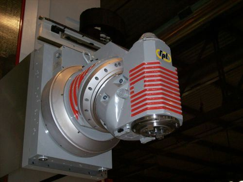 interchangeable milling head