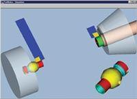 full machine simulation