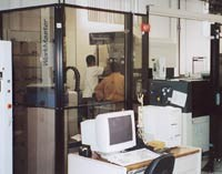 fully automated wire-EDM cell