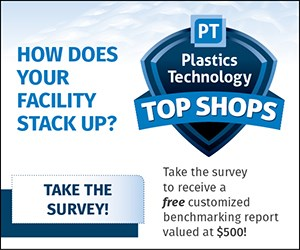Plastics Technology Top Shops