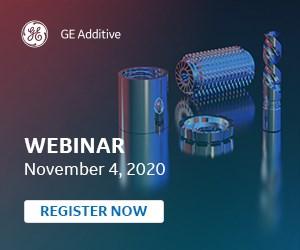 Webinar Invite from GE Additive