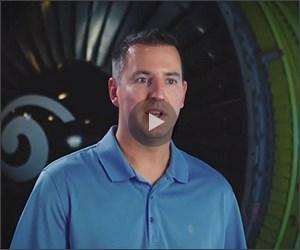 GE Aviation Eric Gatlin Video