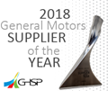 GHSP Supplier of the Year ad