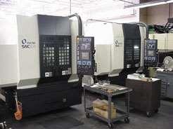 Modernized equipment is vital for maintaining tight leadtimes.