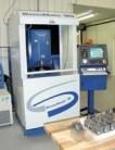graphite machining center