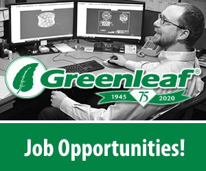 Apply now for job opportunities at Greenleaf.