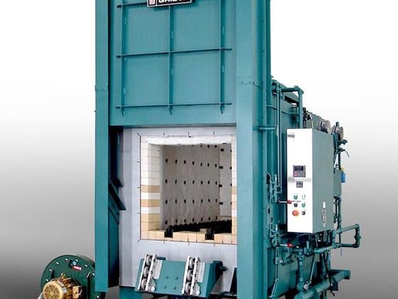 gas fired heavy duty furnace