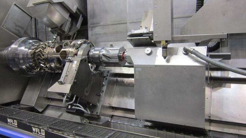 WFL Millturn machine