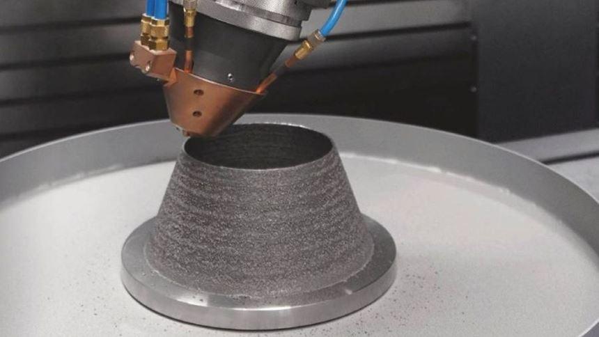 Ibarmia laser cladding