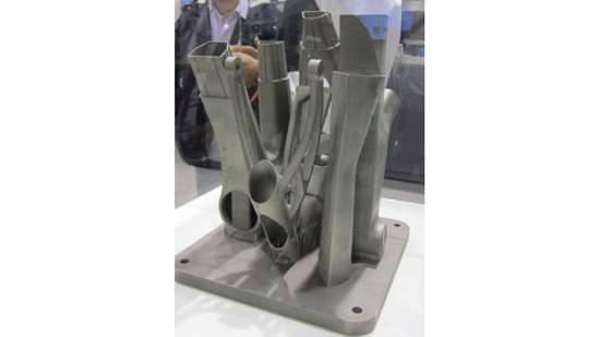 titanium alloy bicycle frame