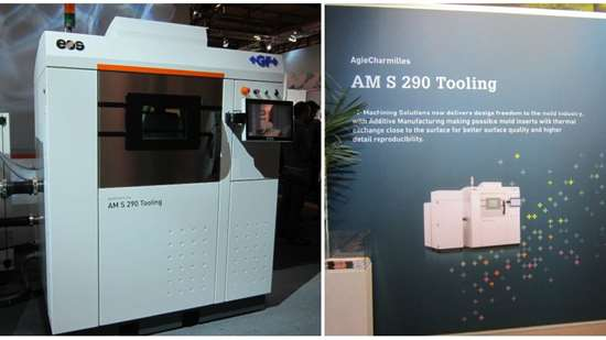 AgieCharmilles AM S 290 Tooling Additive Manufacturing machine