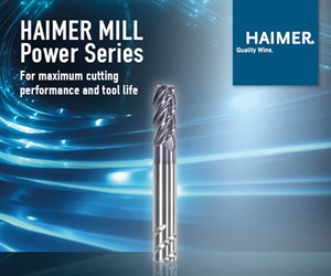 HAIMER MILL Solid Carbide Endmill