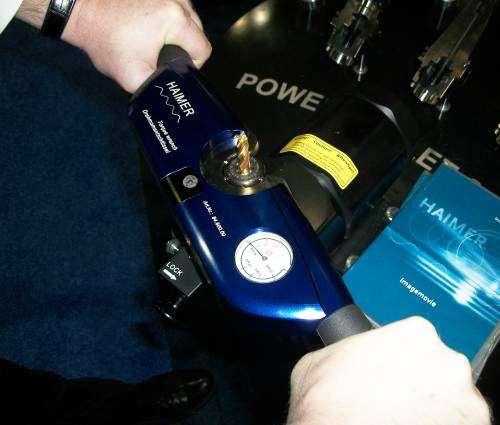 Haimer torque wrench