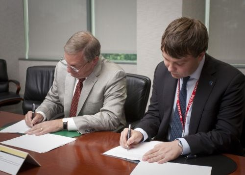 kennametal and haimer agreement