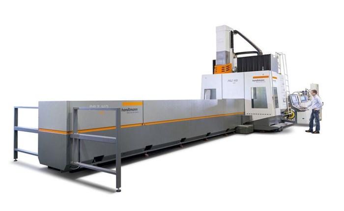 PBZ HD 600 profile machining center