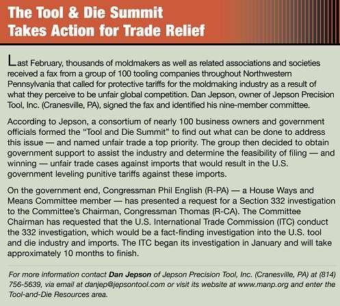 Tool & Die Summit