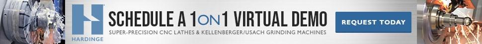 Hardinge Virtual Demo