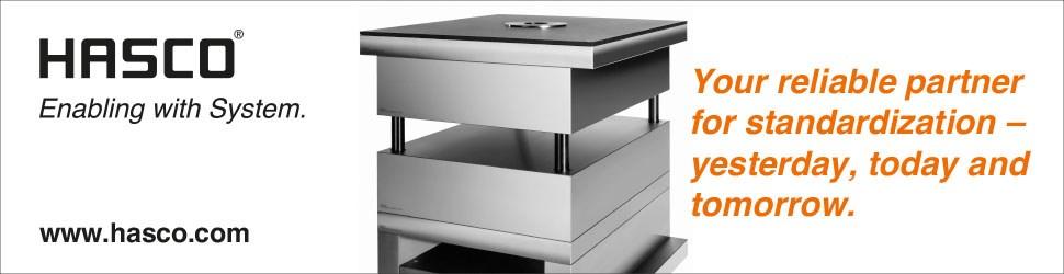 HASCO mold component plastics plates hotrunner