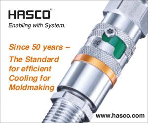 HASCO moldmaking cooling