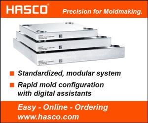 Mold, moldmaking, components, steel, HASCO, plates