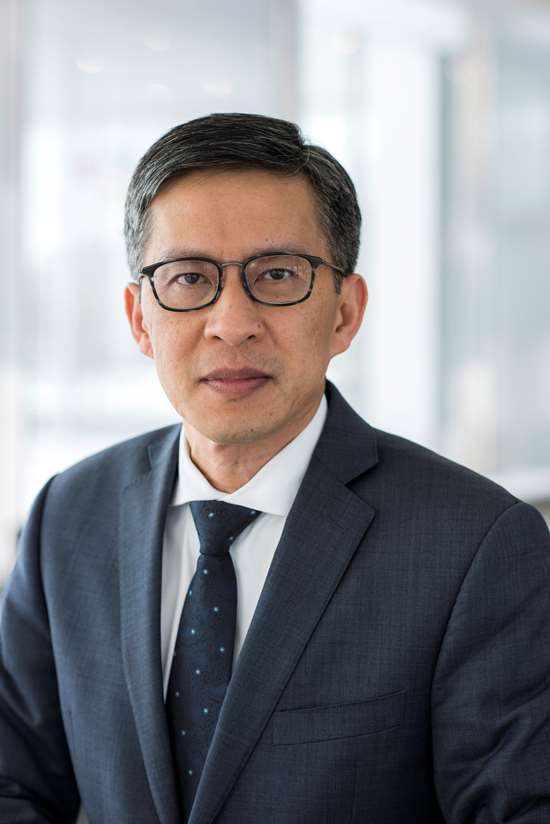 Hau Thai-Tang, executive vice president of Product Development and Purchasing, Ford