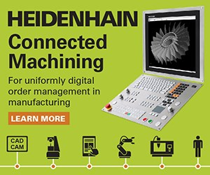 Heidenhain Connected Machining