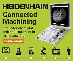 Heidenhain Connected Machining