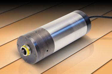 A 60-100 mm cartridge spindle