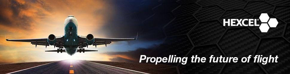 Hexcel正在推动飞行的未来