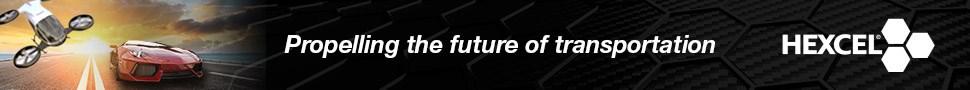 Hexcel正在推动运输业的未来