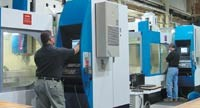 high speed machine tools